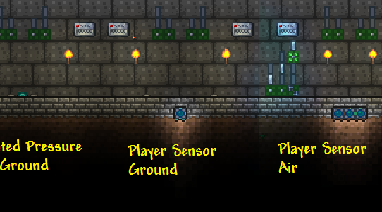 [Tutorial] A Player sensor that only activates when going one direction.