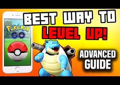 Pokemon Go Advanced Tutorial - Best Way to Earn XP, Fighting Gyms!