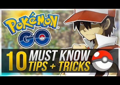Pokémon GO - 10 MUST KNOW Tips & Tricks (Guide/Tutorial)