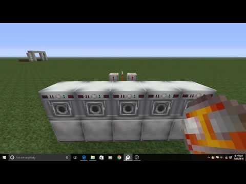 MINECRAFT: HOW TO BUILD AUTOMATIC TURRET!!!!