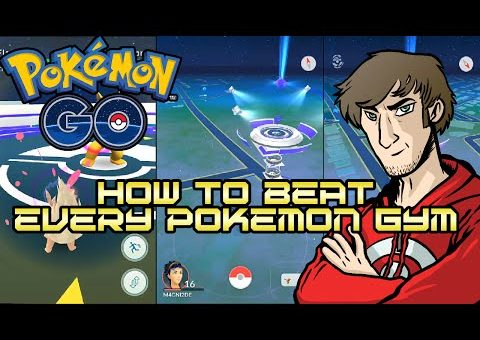 Pokemon Go | How to Beat Every Gym | PokemonGo [Guide/Tutorial]