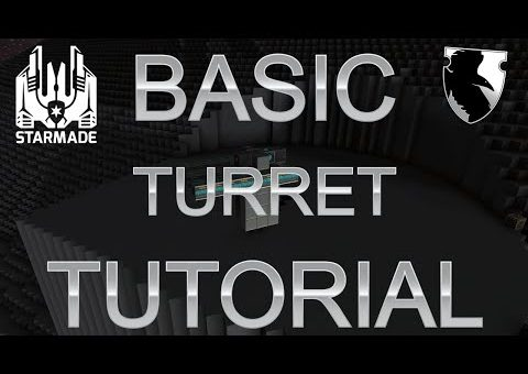 Basic Turret Tutorial :: Starmade v0.19228