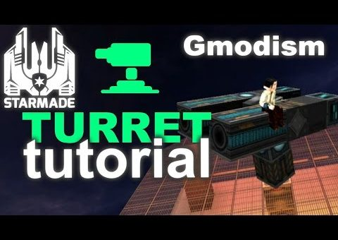 StarMade Compact Tutorial | Turrets