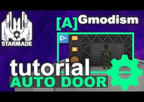 StarMade Compact Tutorial | Automatic Doors