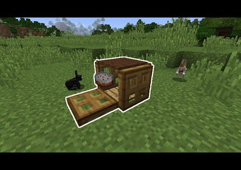 Minecraft: How to Make a Working Animal Trap