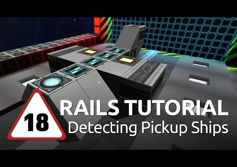 Starmade Rails - 18 - Detecting Pickup Ships
