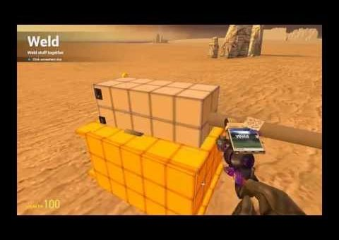 Gmod ACF Weapons tut Basic mounted cannon and wiresystems